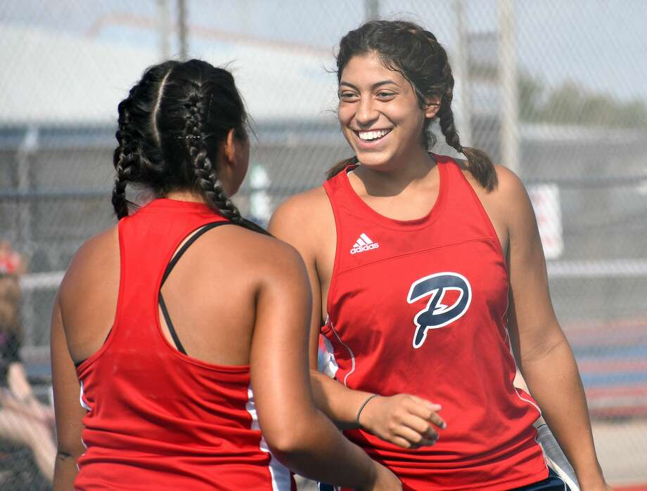 Plainview's tennis team hosted Amarillo Palo Duro in a dual on Tuesday, Sept. 15, 2020 at Plainview High School. Photo: Nathan Giese/Planview Herald