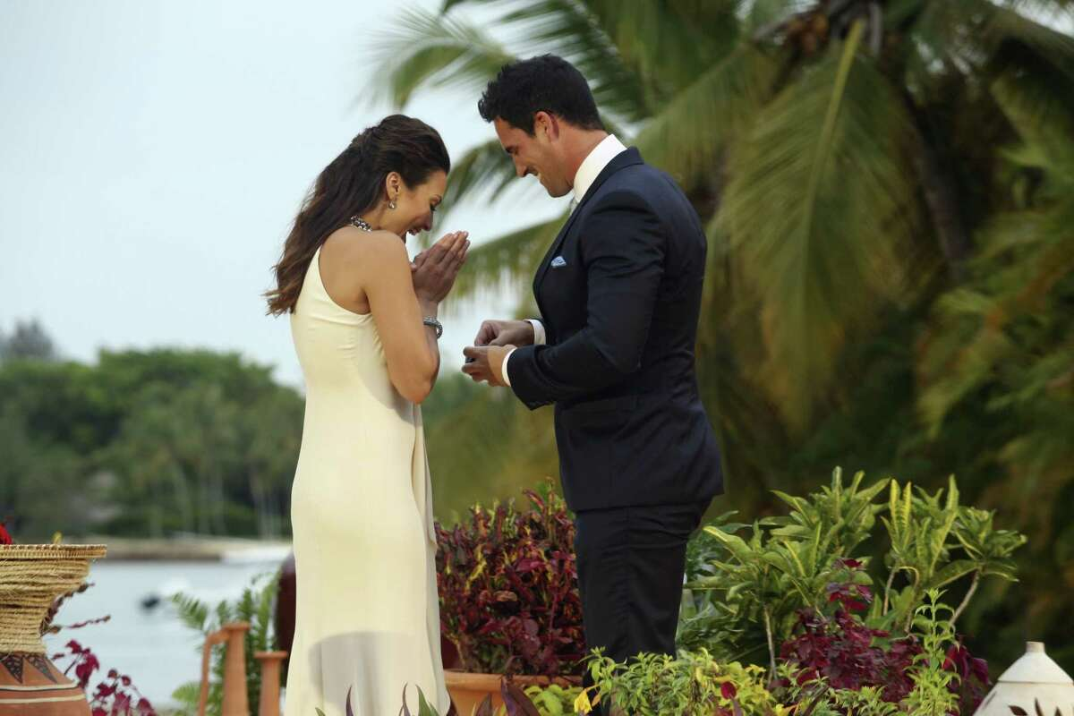 On the Plus Side: You Pick Your Own Diamond: Andi revealed this amusing fact, saying that while the guy technically picks the ring for the cameras, first the Bachelorette gets to
