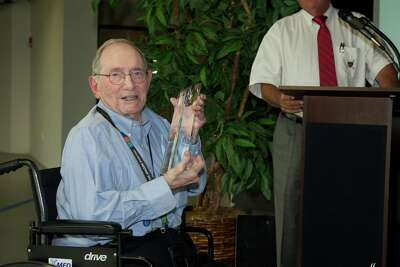 Tomball Regional Medical Center presented the hospitalâ??s first chief of staff, Dr. Norman Graham, with the inaugural 2015 Lifetime Achievement Award at its quarterly physician meeting last week.