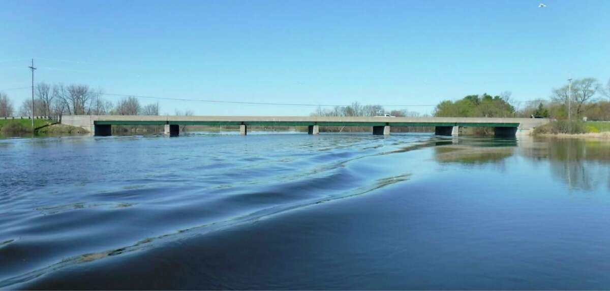 Work on replacing the M-55 bridge over the Manistee River is set to begin in early December. (Courtesy Photo/Michigan Department of Transportation)