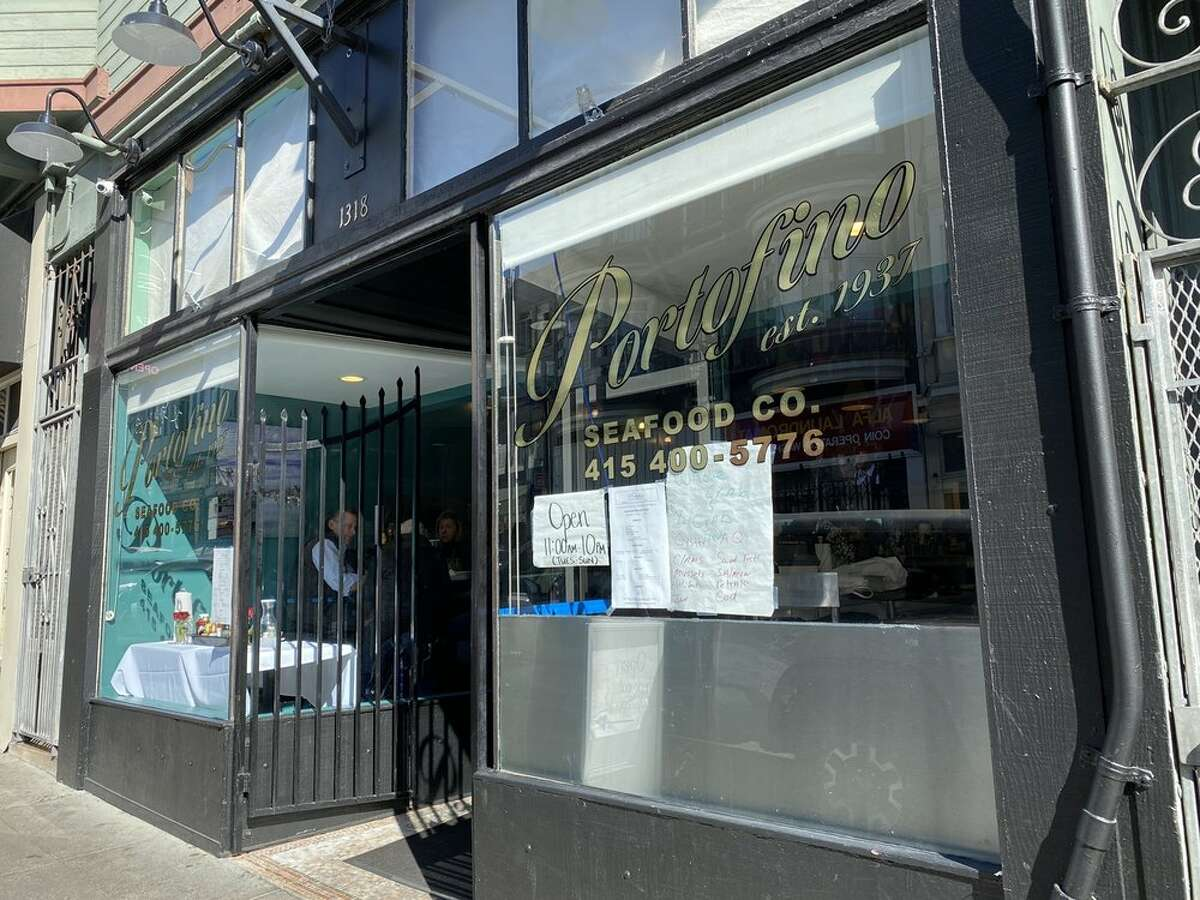 The San Francisco Board of Supervisors approved a measure on Tuesday, Sept. 15, 2020, that allows some restaurants in North Beach, including Portofino, to apply for temporary liquor licenses.