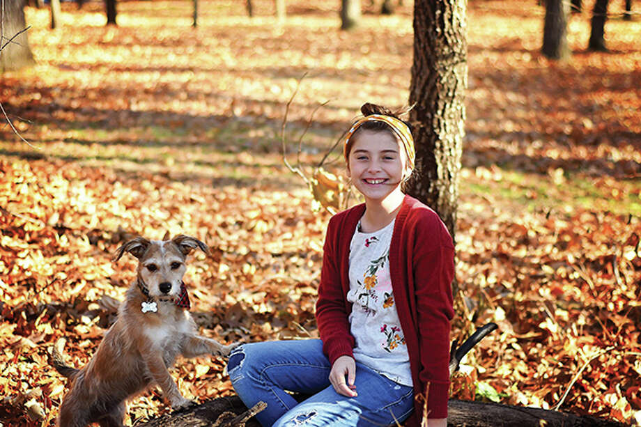 Alayna Capps, 11, is recovering from having a brain tumor removed. Surgeons were unable to remover all of the tumor and will have to perform additional surgeries. Photo: Courtesy Of The Capps Family