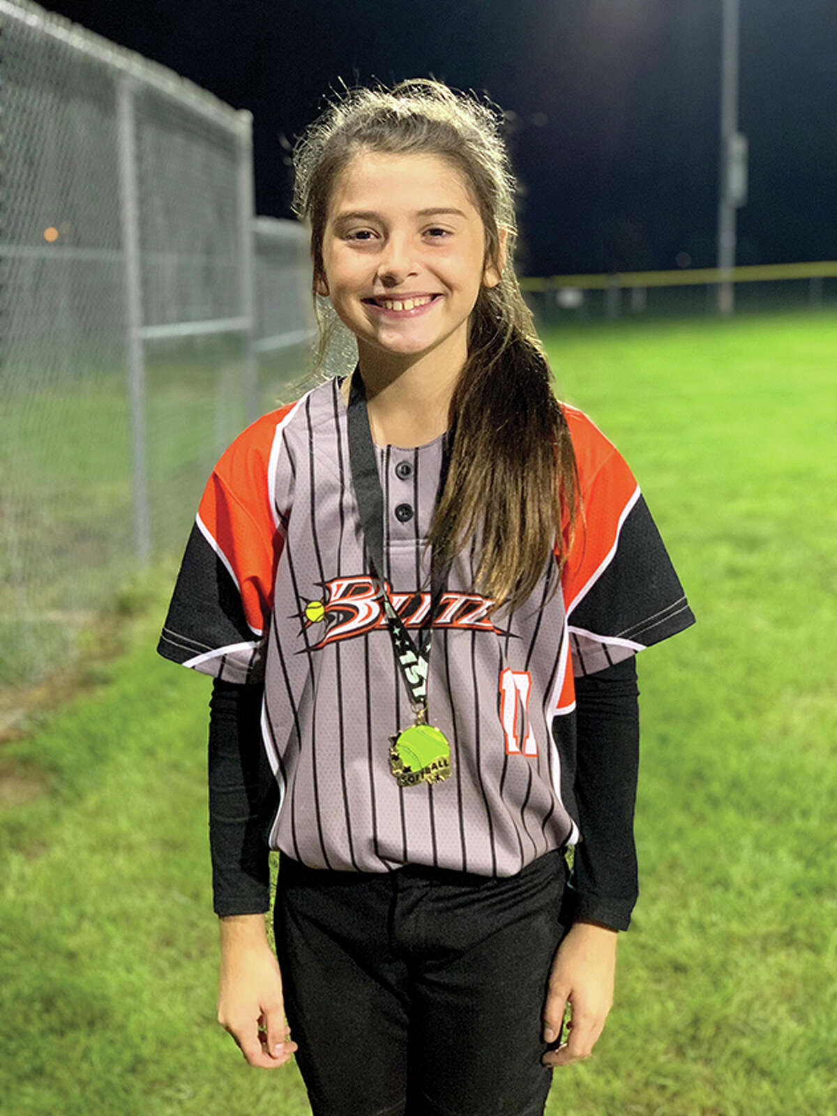 Alayna Capps, 11, recently had surgery to remove a brain tumor. Beardstown residents now are banding together to help raise money for future surgeries and cover costs for the Capps family.