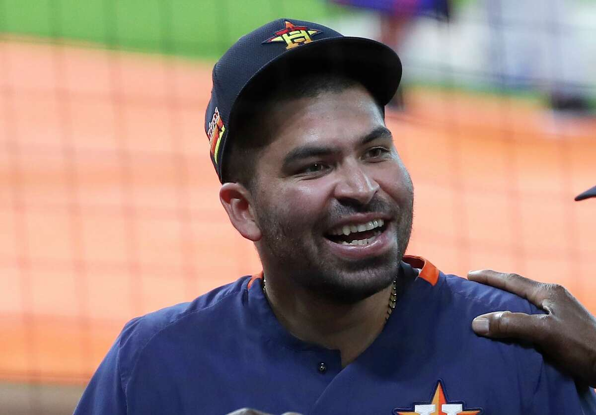 Astros pitcher Jose Urquidy became a celebrity back home in Mexico after beating the Nationals in Game 4 of the 2019 World Series.
