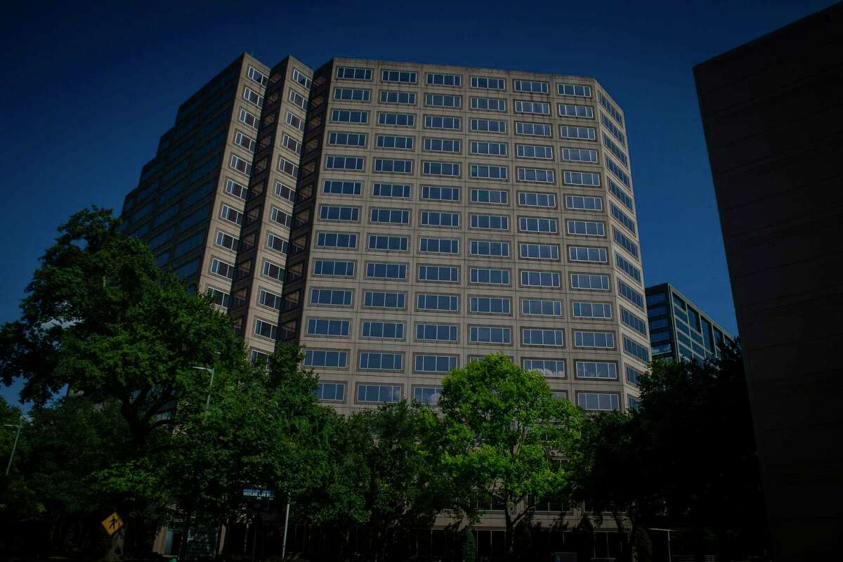 The office building at 580 Westlake Park was purchased with a $91 million loan that was packaged into a commercial mortgage-backed security. The property has entered foreclosure, due to high vacancy rates. Its problems preceded the pandemic and the resulting economic crisis, but as cash-strapped commercial tenants are missing lease payments and their landlords are missing mortgage payments, experts fear more properties will follow its path in upcoming months.