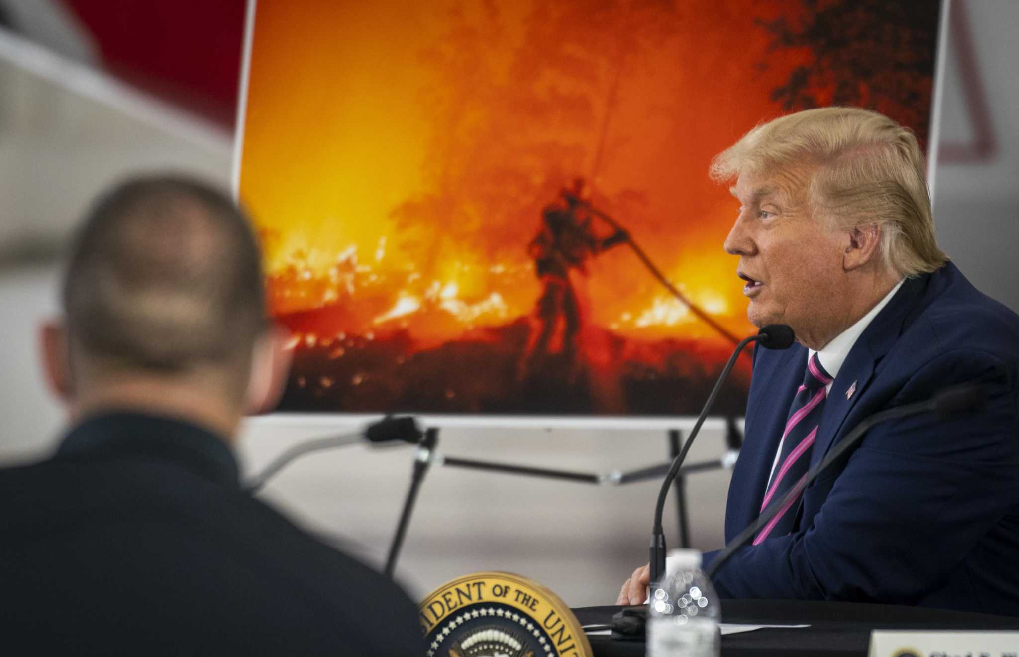 Tomlinson: Only one presidential candidate is serious about climate change - Houston Chronicle