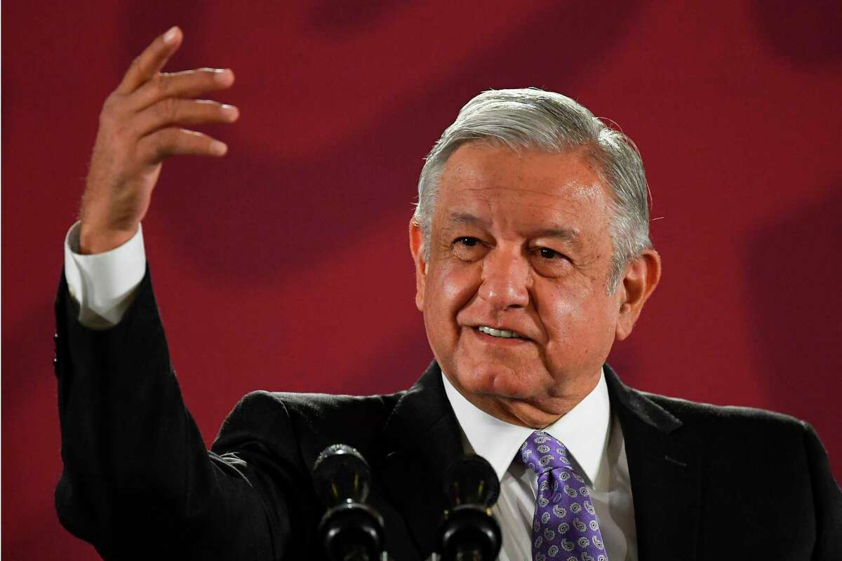 Mexico's President Andres Manuel Lopez Obrador is openly suggesting rolling back the nation's energy market reforms and restoring Pemex's monopoly.