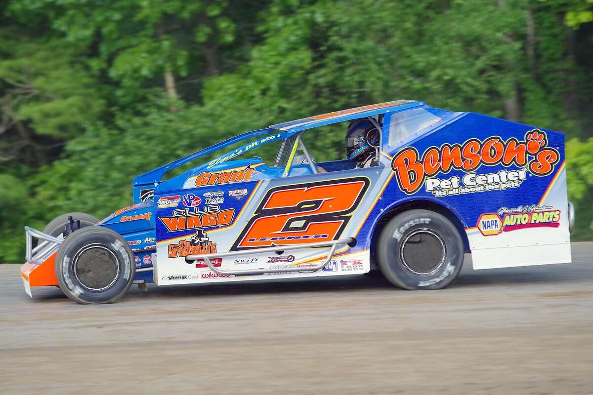 Jack Lehner had a strong season on the track in 2020. (Courtesy of Mark Brown Photography)