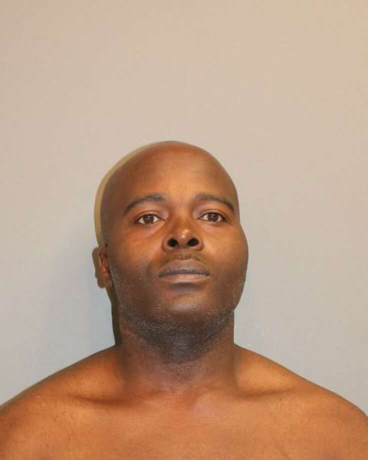 """James """"Cassius"""" Williams, 41, of Norwalk, Conn., was charged with sale of a controlled substance, possession of narcotics and five counts of possession of narcotics with intent to sell. Photo: Contributed Photo / Norwalk Police Department"""