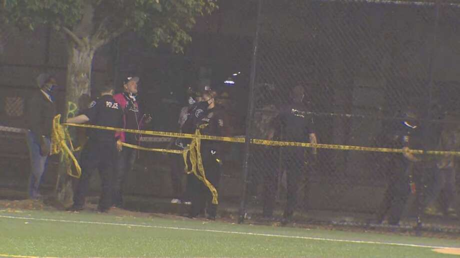 Man found dead after police standoff following woman's murder at Cal Anderson Park Photo: Courtesy Of KOMO News
