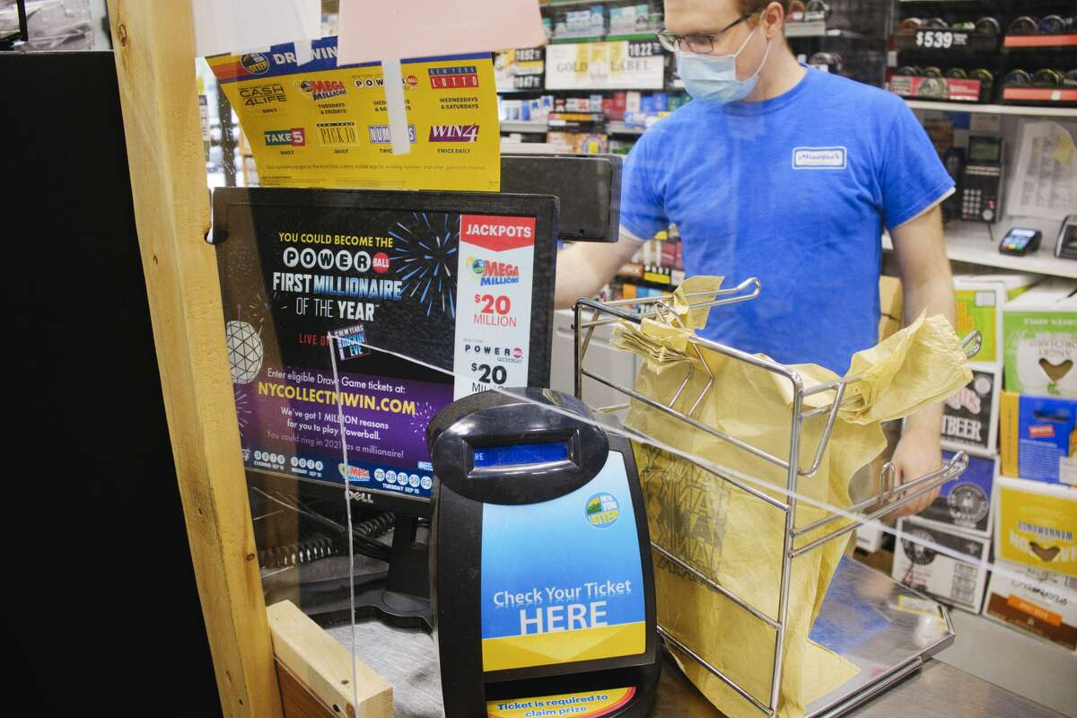 The scene inside Minogue's Beverage on Route 9 in Malta was quiet Thursday morning, just hours after the state Lottery revealed the store sold the sole winning $94 million ticket for Wednesday night's Powerball drawing.