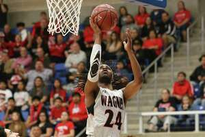 Journee Phillips has impressed coaches early on in his first season at TAMIU despite practice activities being limited due to the COVID-19 pandemic.
