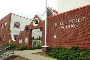 Helen Street Elementary School in Hamden