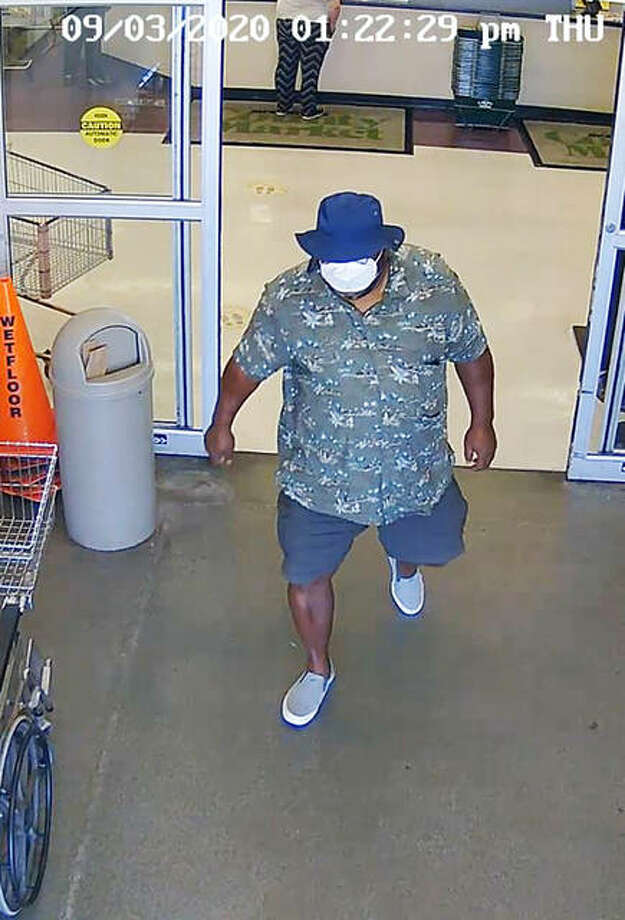 Crime Stoppers of Morgan, Scott and Cass Counties is helping Jacksonville police try to identify two men about an incident that happened Sept. 3 at County Market, 1255 W. Morton Ave.