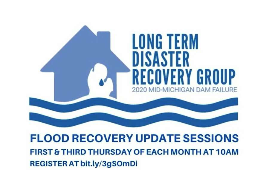 "The Midland Area Community Foundation hosted its third installment of ""Flood recovery update and connections"" in junction with the Long-term Flood Recovery Group, on Thursday, Sept. 17, 2020 via Zoom. (Screen photo/Zoom)"