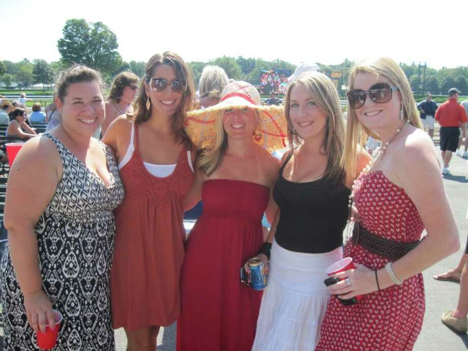 Were you seen at Travers? Photo: Charlie Vella