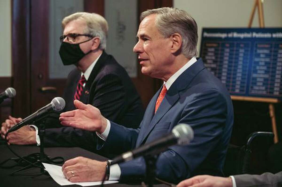 Texas Gov. Greg Abbott on Thursday announced further reopening for most of the state, excluding Webb, Zapata and Jim Hogg counties, among others.