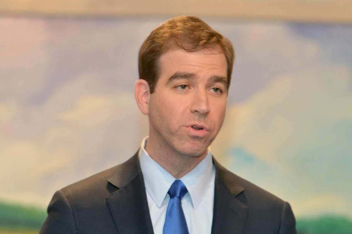 Mayor Luke Bronin tweeted on Thursday, Sept. 17, 2020 hospitalized after a flare up with colitis.