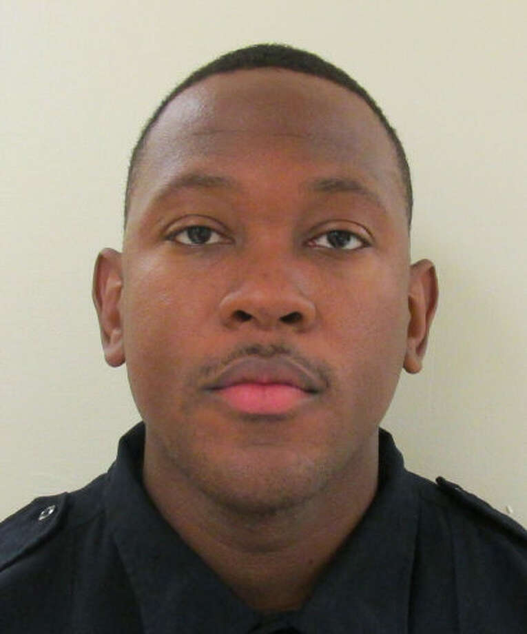 Bexar County Sheriff's Deputy Andre Winston, 25, was fired after being arrested on a 2018 warrant. Photo: Bexar County Sheriff's Office