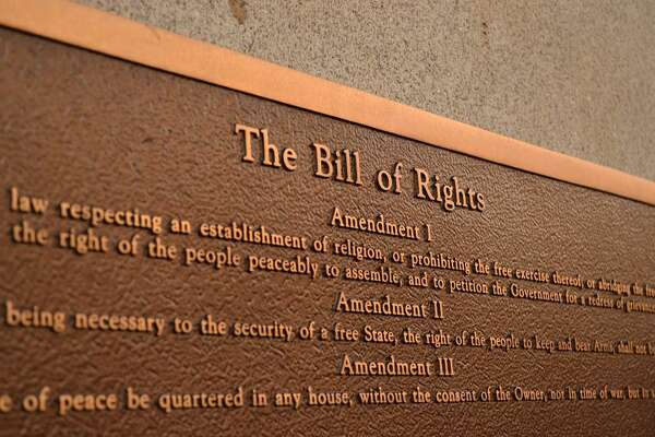 A guide to the Bill of Rights and other constitutional amendments For more than a decade after the Revolutionary War, America was governed by the Articles of Confederation, which provided for only a weak and minimal federal government while allowing states to operate like individual countries. That was until 1787 in Philadelphia, when delegates of the Constitutional Convention signed the Constitution of the United States of America. Since then, the document has been altered 27 times through the amendment process provided by Article V of the Constitution itself. Requiring a two-thirds majority vote by both the House and Senate, or by a constitutional convention called for by two-thirds of the country's state legislatures, amending the Constitution is no easy task. The first 10 amendments to the Constitution are collectively called theBill of Rights. Written by James Madison, the Bill of Rights puts specific limits on government power and enshrines specific personal liberties. In honor of Constitution Day, here's a look at all 27 amendments to America's governing document, the Constitution.