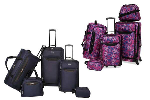 Shop luggage deals at Macy's fantastic One Day Sale.