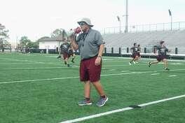 Clear Creek head football coach Dwayne Lane hopes his team has a successful debut next Friday at Conroe Oak Ridge.
