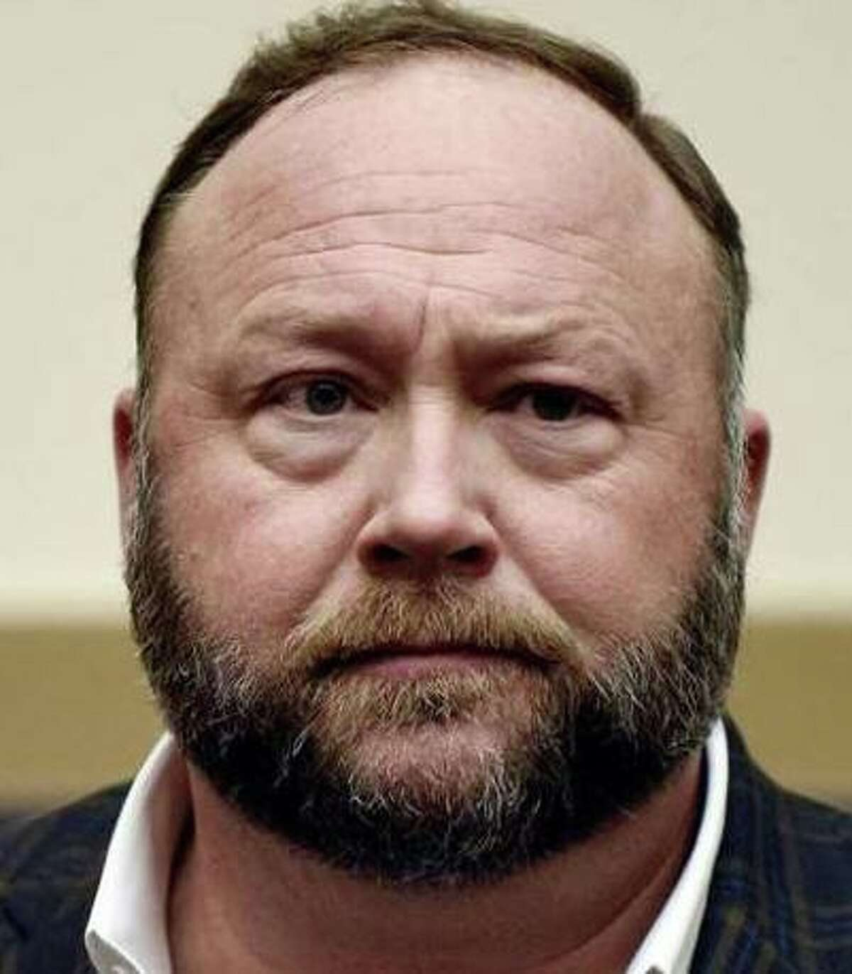 Infowars founder Alex Jones attends a hearing before the House Judiciary committee on Capitol Hill on December 11, 2018, in Washington, D.C.