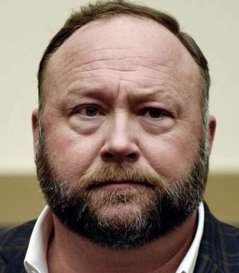 Infowars founder Alex Jones attends a hearing before the House Judiciary committee on Capitol Hill on December 11, 2018, in Washington, D.C. Photo: Olivier Douliery / TNS