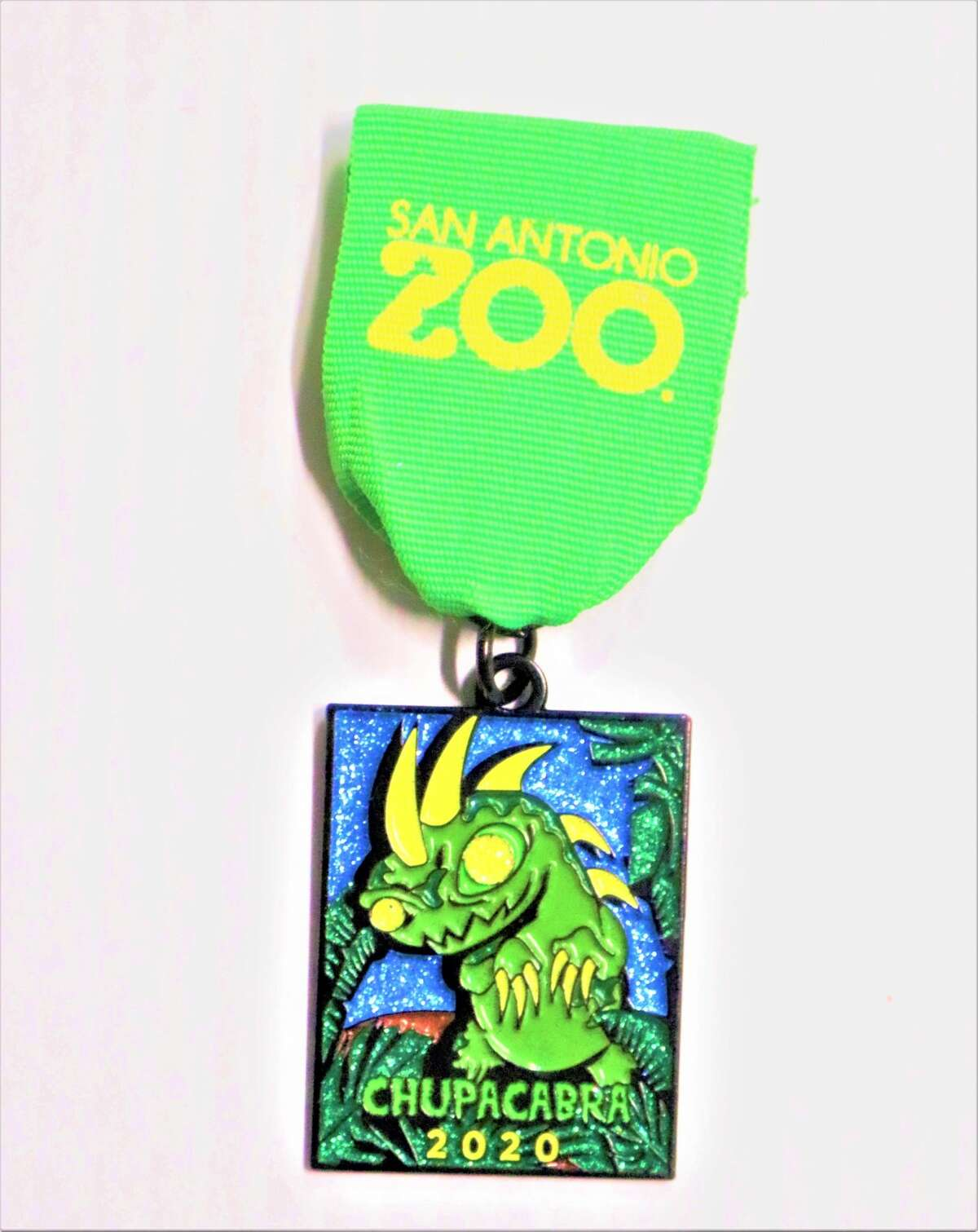The San Antonio Zoo will soon introduce a new, never before seen exhibit of an animal so rare it has never been seen before. Well, some people claim to have seen the Chupacabra. The zoo will also sell a Chupacabra Fiesta medal.