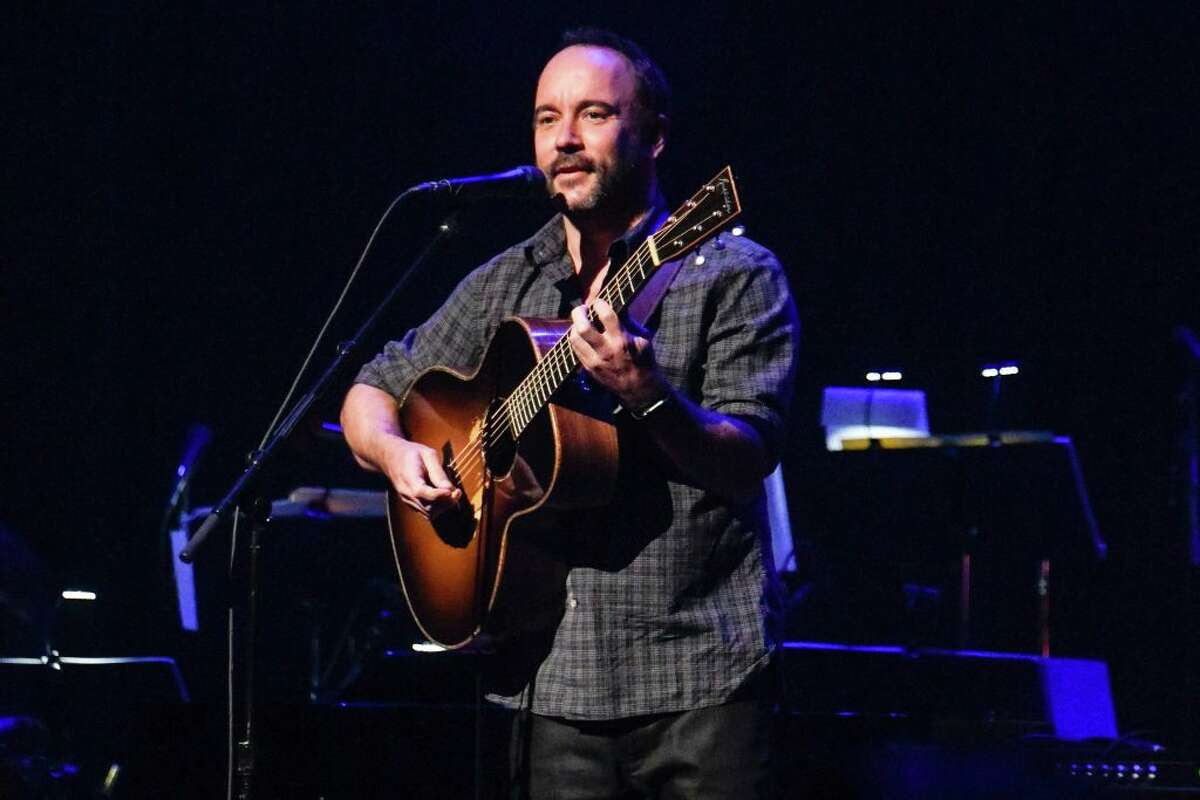 NEW YORK, NEW YORK - MARCH 12: Dave Matthews performs during the 4th Annual Love Rocks Benefit Concert at the Beacon Theatre on March 12, 2020 in New York City. (Photo by Astrida Valigorsky/Getty Images)