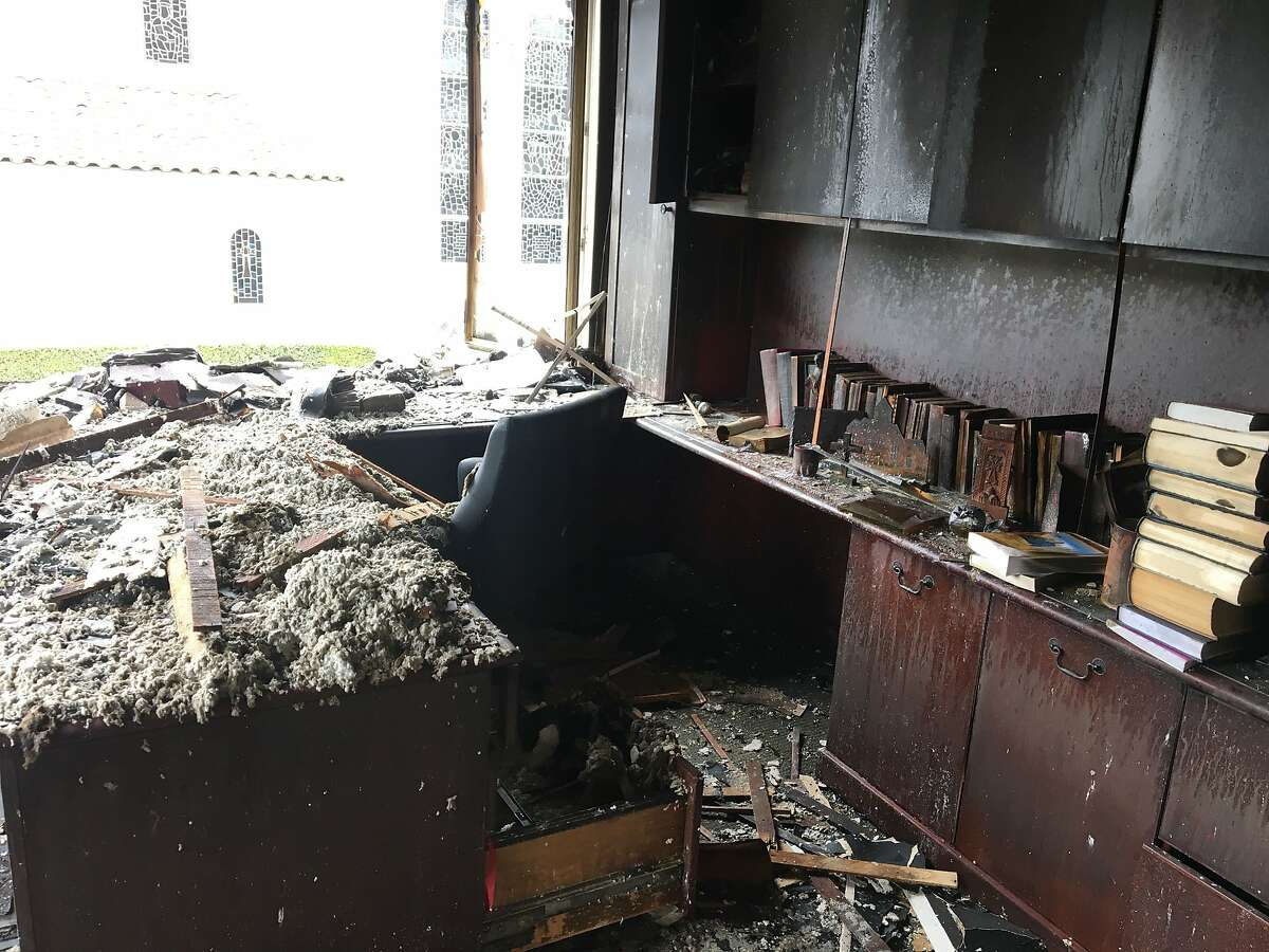 The FBI is offering a reward in its probe of the Sept. 17 fire at St. Gregory Armenian Apostolic Church in San Francisco.