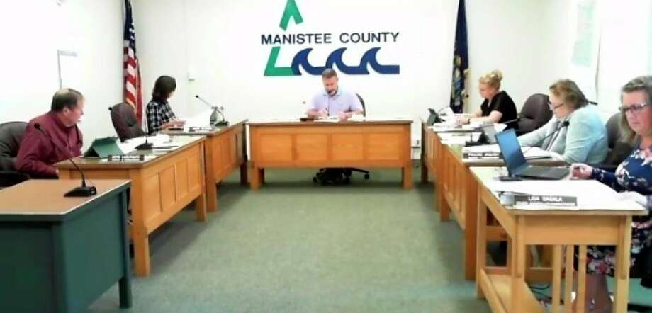 The Manistee County Board of Commissioners adopted a 2020-21 General Fund budget totaling $11,623,487 this week. (Zoom screenshot)