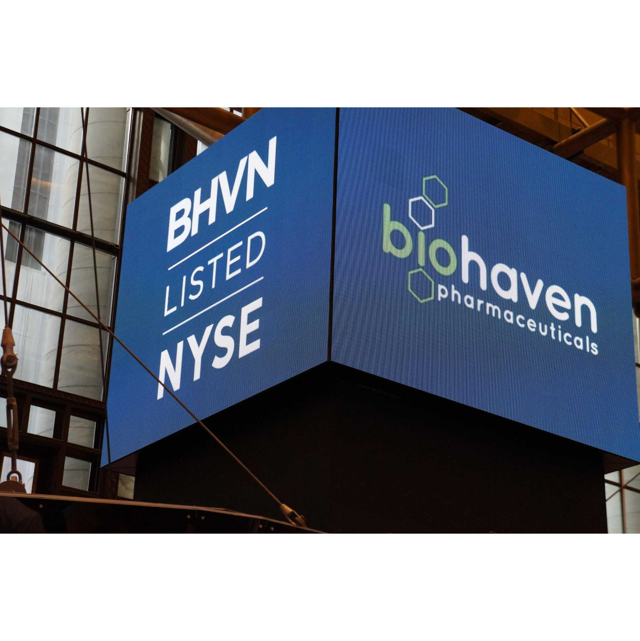 Biohaven's Chinese subsidiary raises $60M from large investors
