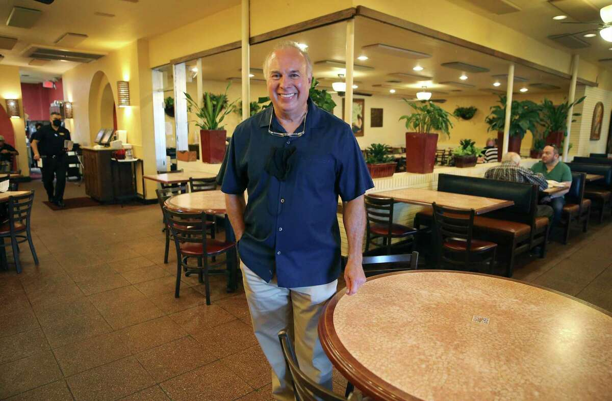Louis Barrios, whose family owns Los Barrios Mexican Restaurant and other properties across San Antonio, thinks Gov. Abbott's announcement may make diners feel more comfortable about going out for dinner.