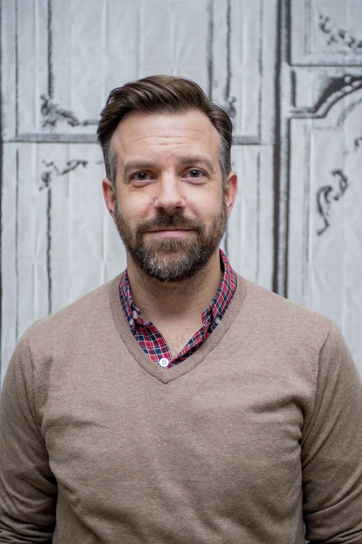 NEW YORK, NY - FEBRUARY 16: Actor Jason Sudeikis discusses his film