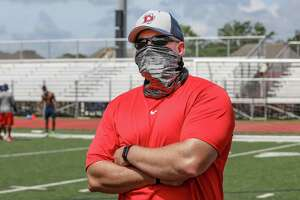 Dawson head football coach Mike Allison returns Monday to the high school campus after two weeks of quarantine related to the coronavirus.