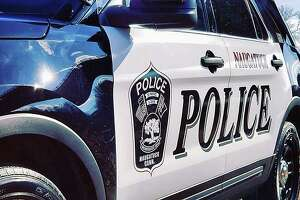 A file photo of a Naugatuck, Conn., police cruiser.