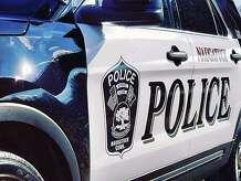 A file photo of a Naugatuck, Conn., police cruiser.
