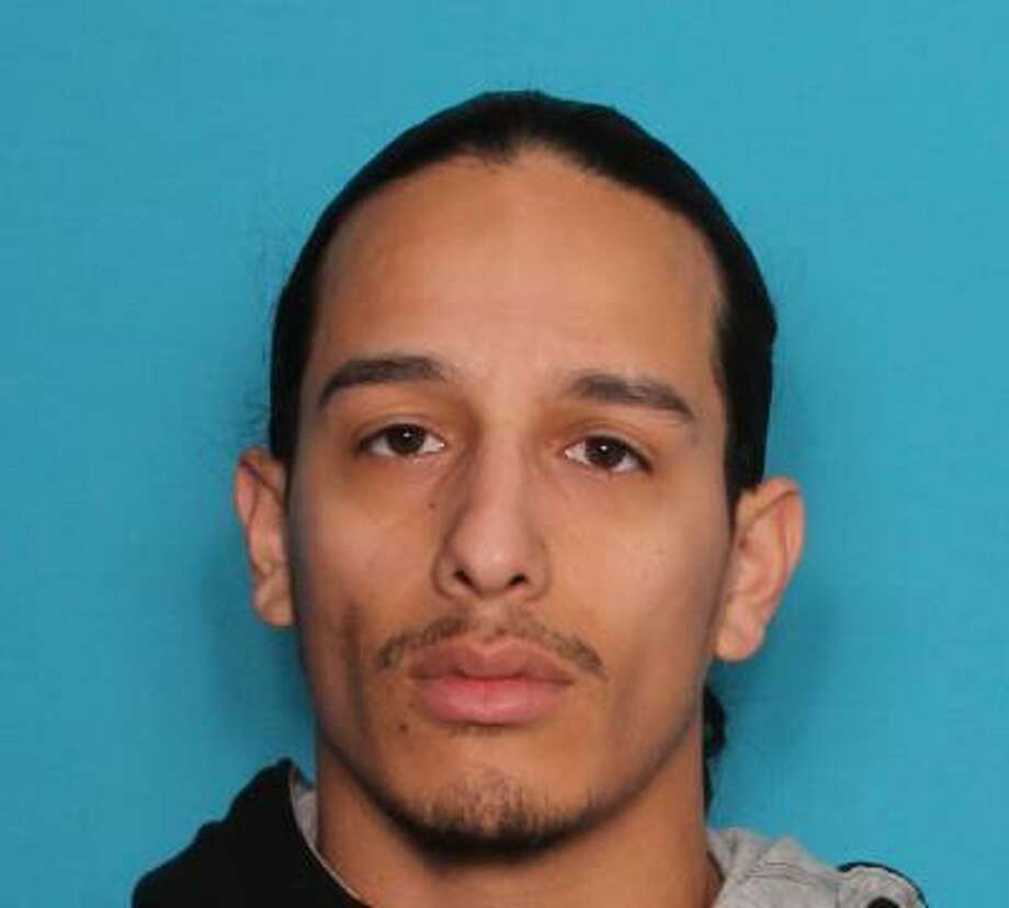Dennis Cruz, 28, was last seen in the area of Walmart in Putnam, Conn., on Thursday, Sept. 17, 2020. He is wanted on warrants in Connecticut and Massachusetts, police said. Photo: Contributed Photo / Connecticut State Police