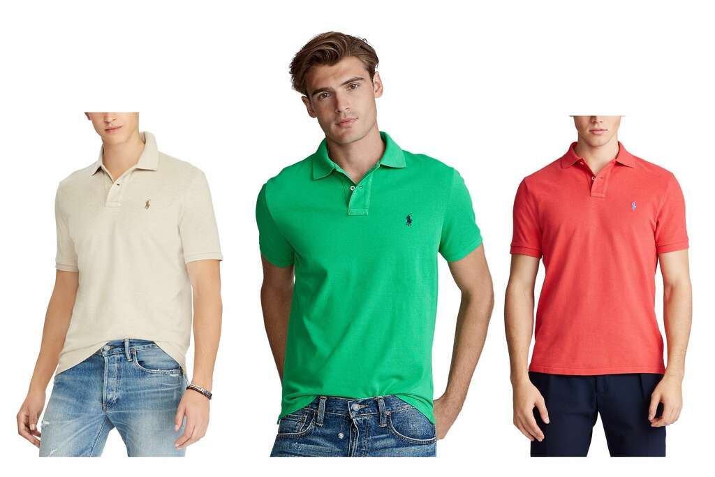 Get big discounts on Polo by Ralph Lauren shirts at Macy's One Day Sale – going on now.