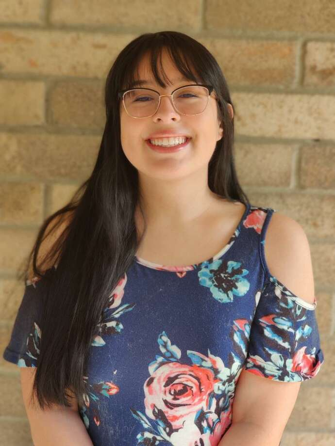 Ciah McCandless is the 2020 winner of the Cort Martin Scholarship, named after a junior at The Woodlands High School who was killed in a train-auto accident in 2000. McCandless will be studying nursing at Lone Star College - Montgomery. Photo: Provided