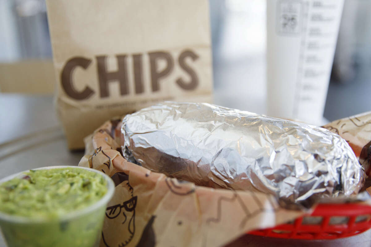 Best chain restaurant 3. Chipotle Mexican Grill Various locations | Website