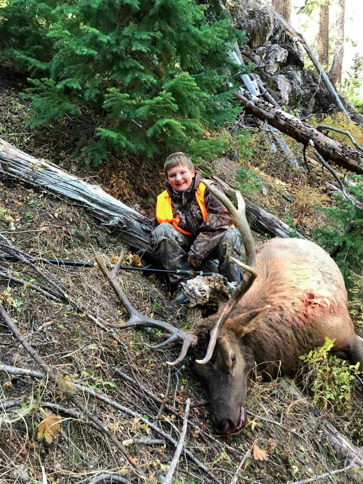 Jeffery Powell was an avid hunter and last year tagged a 5-by-5 bull elk. (Courtesy Photo)