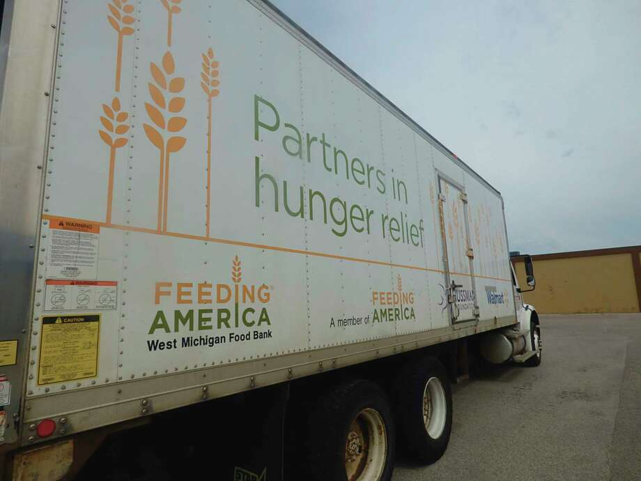 United Way of Manistee County will be bringing Feeding America food trucks to Arcadia on Sept. 21 and Thompsonville on Sept. 28. (File photo)
