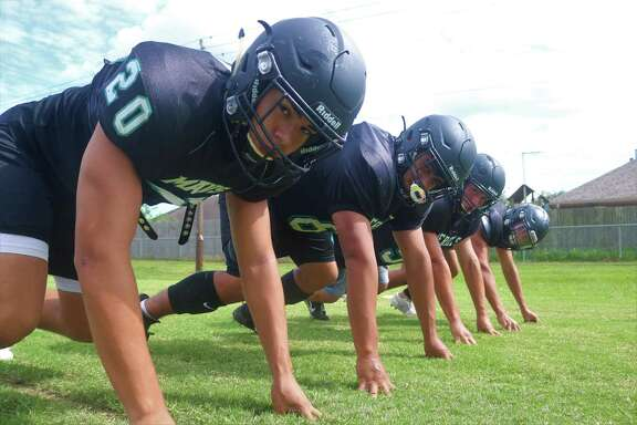 In the trenches this fall, Pasadena Memorial's defensive line group will likely include such folks as Maximiliano Garza, Jose Jimenez, Aidan Granger and Michael Gomez.