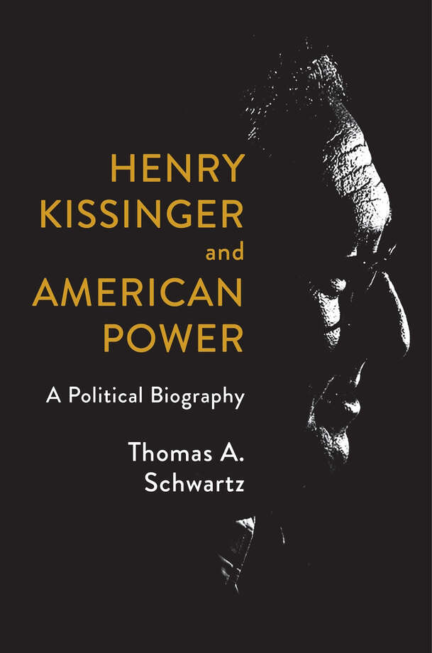 Henry Kissinger and American Power Photo: Hill And Wang, Handout / handout