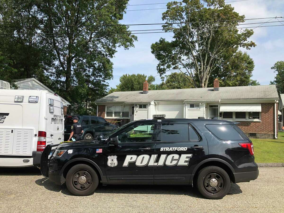 homicide scene in stratford 9/18/20