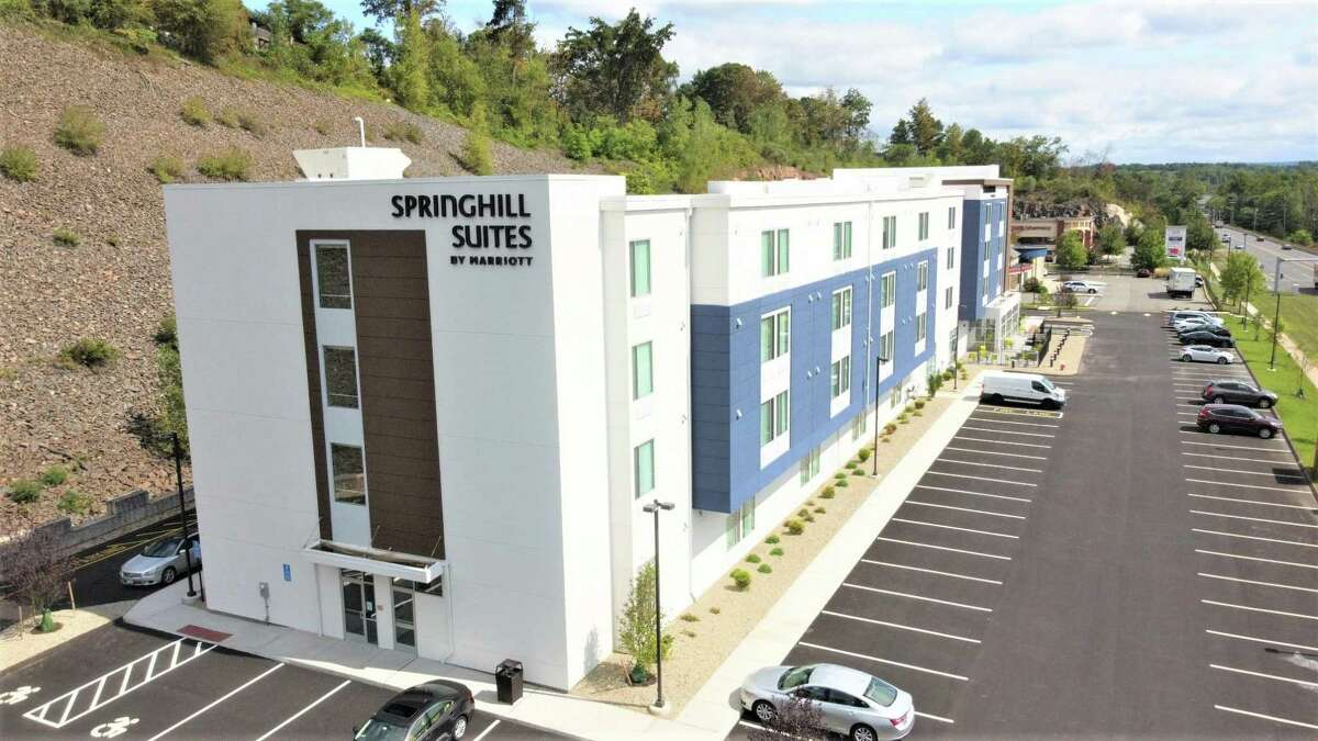 The 123 all-suite SpringHill Suites by Marriott Hartford Cromwell opened Sept. 11 at 76 Berlin Road in Cromwell.