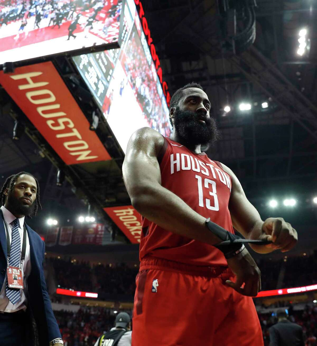 After losing to the Warriors in 2019, the Rockets traded away Chris Paul and brought in Russell Westbrook to appease James Harden.