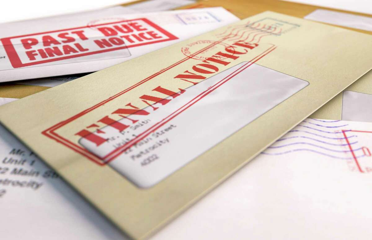 The state department of treasury is warning residents of a scam involving collecting resident's outstanding debts.(Metro Creative Graphics/File Photo)